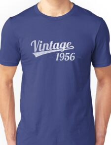 Vintage 1956 Unisex T-Shirt