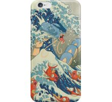 The Great Wave off Kanto iPhone Case/Skin