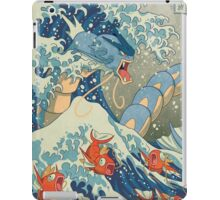 The Great Wave off Kanto iPad Case/Skin