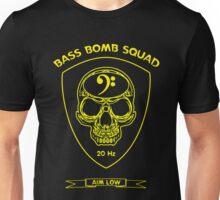 Bass Bomb Squad Unisex T-Shirt