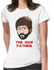 TOBE HOOPER - TEXAS CHAINSAW MASSACRE Womens Fitted T-Shirt