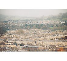 Bath, England Photographic Print