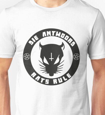 Ratz (Black) Unisex T-Shirt