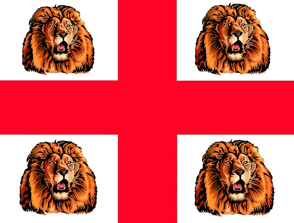 4 Lions by Michael Barber4