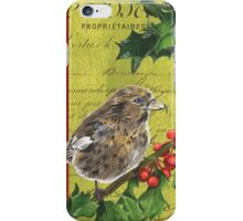 Peace on Earth 1 iPhone Case/Skin
