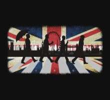 221B Abbey Road (Version One) by Ambear92
