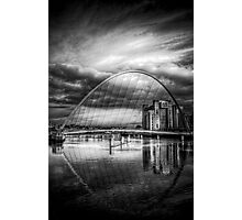 Millenium Bridge Photographic Print