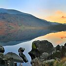 Spectacular Snowdonia Sunset by Peter Doré
