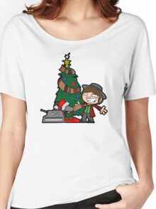 Christmas Doctor! Christmas! Women's Relaxed Fit T-Shirt
