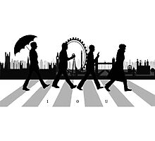 221B Abbey Road (Version Two) Photographic Print