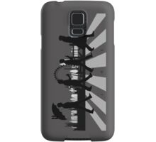 221B Abbey Road (Version Two) Samsung Galaxy Case/Skin