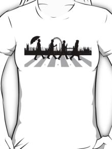 221B Abbey Road (Version Two) T-Shirt