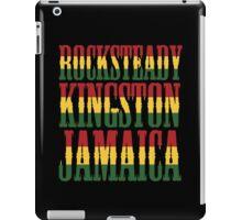 Rocksteady Kingston Jamaica iPad Case/Skin