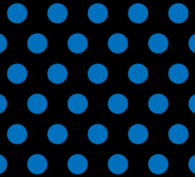 Polka Dot Sticker