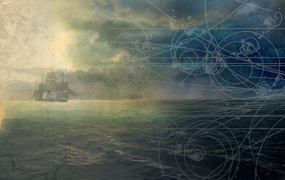 Infinite Future Chaos by Milosz Reterski