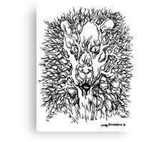 TreeLion Canvas Print
