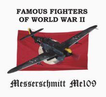 Famous Fighters - Me109 Kids Clothes