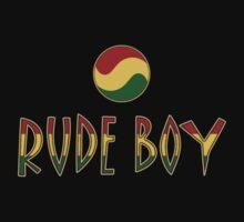Rude Boy by yober