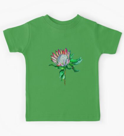 king protea  Kids Tee