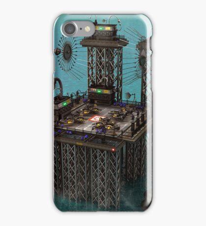 Sci-fi Environment iPhone Case/Skin