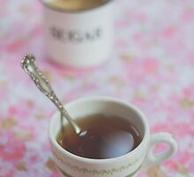 Tea Time in Pink by Bethany Helzer
