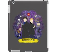 Deduce iPad Case/Skin
