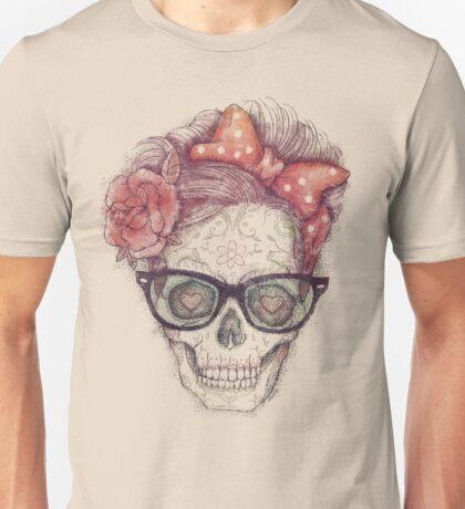Hipster Girl is Dead Unisex T-Shirt