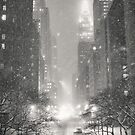 A Winter's Tale - New York City by Vivienne Gucwa