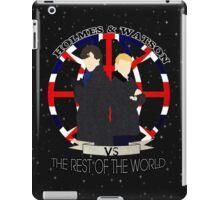 Against The World iPad Case/Skin