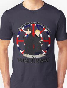 Against The World Unisex T-Shirt