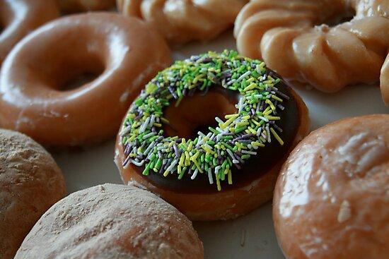 Doughnuts by snowingindoors