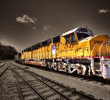 Union Pacific Centennial  by Rob Hawkins