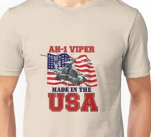 AH-1Z Viper Made in the USA Unisex T-Shirt