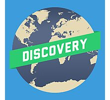 Team Discovery Photographic Print