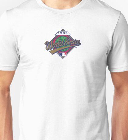 1993 World Series Unisex T-Shirt