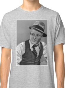 Robert Redford celebrity portrait 124 views Classic T-Shirt