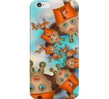 Inner Child - Little Firefighters at Rest iPhone Case/Skin