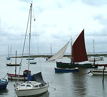 OLD LEIGH - FISHING SMACK by PhotogeniquE IPA