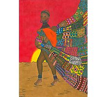 Masai - Mother & Child Photographic Print