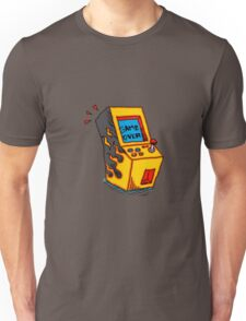 Vintage Arcade game Machine Unisex T-Shirt