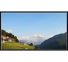 Dolomites Bliss Photographic Print