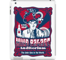Mind Palace Auditorium iPad Case/Skin