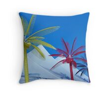 State Fair Desert Throw Pillow