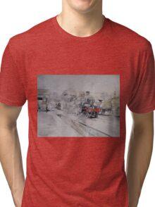 Great Central Steam Tri-blend T-Shirt