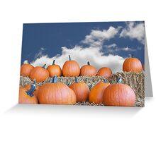 Autumn Pick Greeting Card