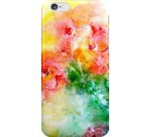 Poppy Season iPhone Case/Skin