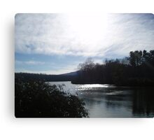 Price Lake, North Carolina Canvas Print