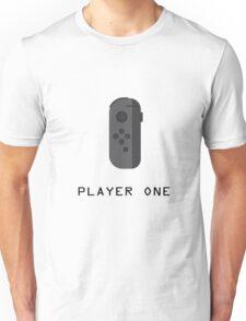 Player One (Gray) Unisex T-Shirt