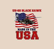 UH-60 Black Hawk Made in the USA Unisex T-Shirt