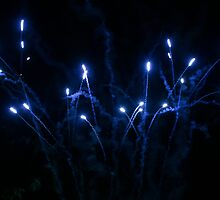 Fireworks by Tim Butler